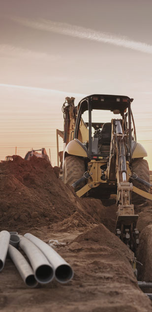 RT Tabian Excavating Service Ltd septic tank installation